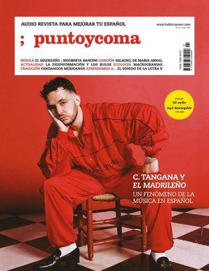 REVISTA PUNTO COMA 91+CD