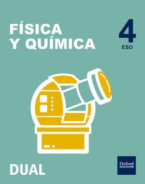 FISICA Y QUIMICA 4º ESO TRIMESTRAL INICIA DUAL ED. 2016