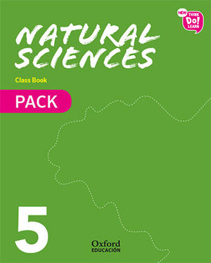 NEW THINKDOLEARN NATURAL SCIENCE 5º EP