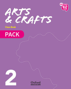 PACK NEW ARTS & CRAFTS 2º EP