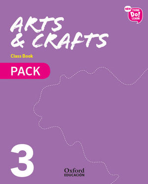 NEW ARTS & CRAFTS 3º EP PACK ED. 2018