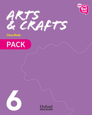 NEW ARTS AND CRAFTS 6º EP PACK