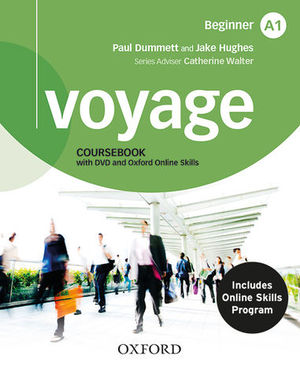 VOYAGE A1 PACK STUDENT´S + WORKBOOK
