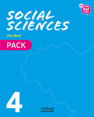 NEW THINK DO LEARN SOCIAL SCIENCES 4º EP CLASSBOOK PACK