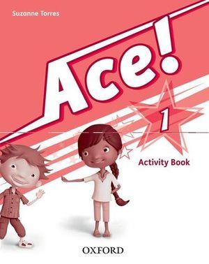 ACE 1 ACTIVITY BOOK
