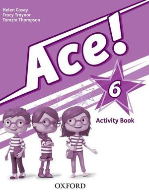 ACE 6 ACTIVITY BOOK