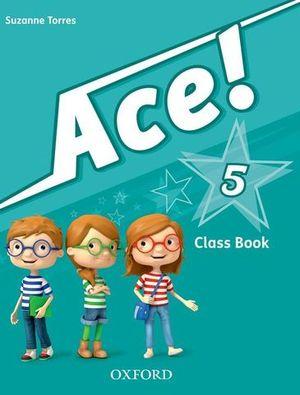 ACE 5 CLASS BOOK