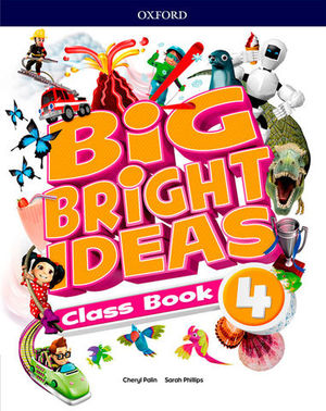 BIG BRIGHT IDEAS 4 PUPIL´S BOOK ED. 2018