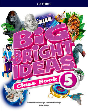 BIG BRIGHT IDEAS 5 PUPIL´S BOOK ED. 2018