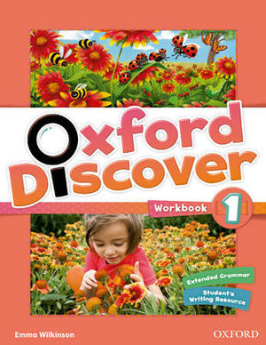OXFORD DISCOVER 1  WORKBOOK ED. 2014