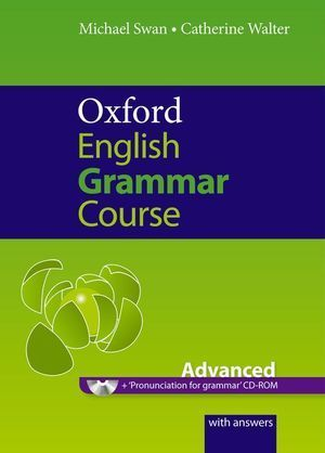 OXFORD ENGLISH GRAMMAR COURSE ADVANCED