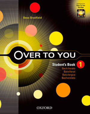 OVER TO YOU 1 STUDENT´S BOOK