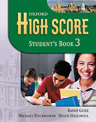 HIGH SCORE 3 STUDENT´S BOOK