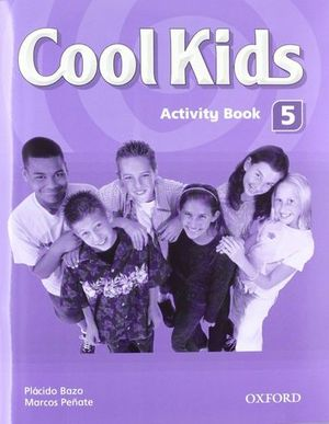COOL KIDS 5 ACTIVITY BOOK + CD-ROM ED. 2007