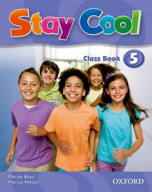 STAY COOL 5 CLASS BOOK
