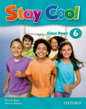 STAY COOL 6 CLASS BOOK