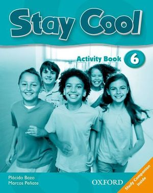 STAY COOL 6  ACTIVITY BOOK