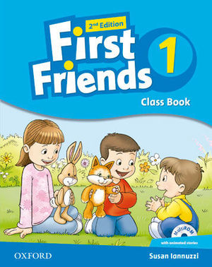 FIRTS FRIENDS 1 CLASS BOOK 2ª EDITION ED. 2014