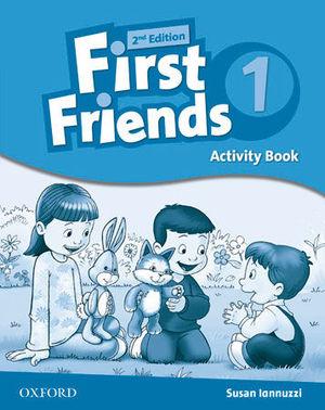 FIRST FRIENDS 1 ACTIVITY BOOK 2ª EDITION ED. 2014