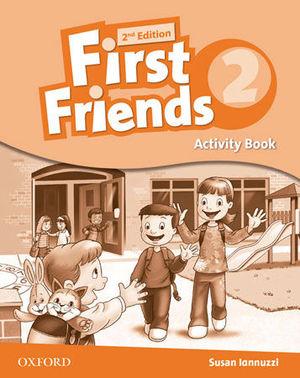 FIRST FRIENDS 2 ACTIVITY BOOK 2ª EDITION ED. 2014