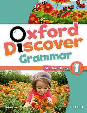 OXFORD DISCOVER GRAMMAR 1 STUDENT´S BOOK