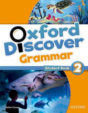 OXFORD DISCOVER GRAMMAR 2 STUDENT´S BOOK