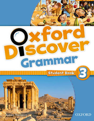 OXFORD DISCOVER GRAMMAR 3 STUDENT´S BOOK