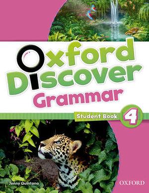OXFORD DISCOVER GRAMMAR 4 STUDENT´S BOOK ED. 2014