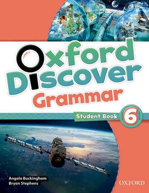 OXFORD DISCOVER GRAMMAR 6 STUDENT´S BOOK ED. 2014