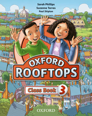 OXFORD ROOFTOPS 3 CLASS BOOK