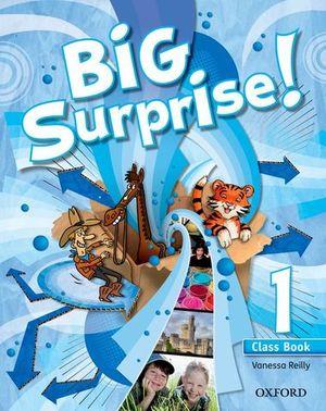 BIG SURPRISE !  1 CLASS BOOK