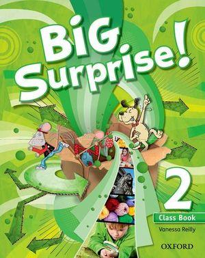 BIG SURPRISE ! 2 CLASS BOOK