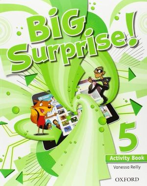 BIG SURPRISE ! 5 ACTIVITY BOOK