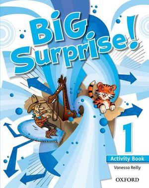 BIG SURPRISE ! 1 ACTIVITY BOOK