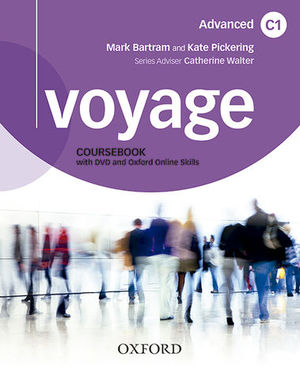 VOYAGE C1 PACK STUDENT`S + WORKBOOK