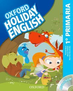 HOLIDAY ENGLISH 1º PRIMARIA ED. 2012
