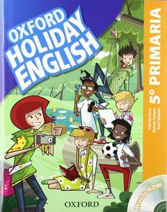 HOLIDAY ENGLISH 5º PRIMARIA ED. 2012