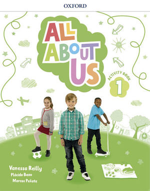 ALL ABOUT US 1º EP ACTIVITY BOOK  ED. 2018