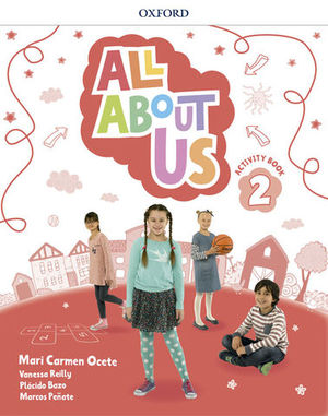 ALL ABOUT US 2º EP ACTIVITY BOOK  ED. 2018