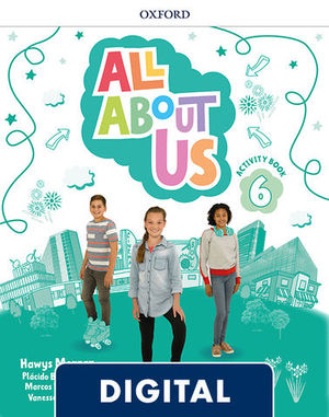 ALL ABOUT US 6º EP ACTIVITY BOOK  ED. 2018