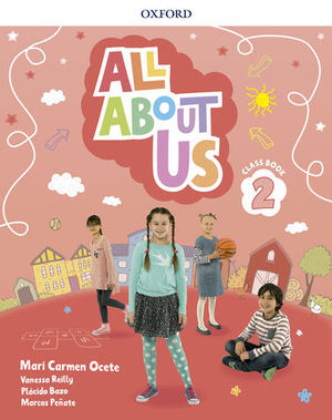 ALL ABOUT US 2º EP PUPIL´S BOOK ED. 2018
