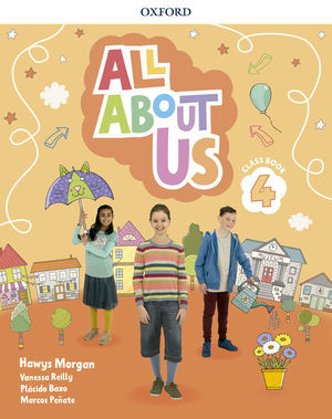 ALL ABOUT US 4º EP PUPIL´S BOOK ED. 2018