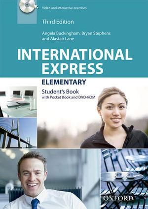 INTERNATIONAL EXPRESS ELEMENTARY STUDENT´S BOOK