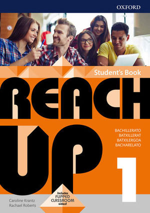 REACH UP 1 STUDENT´S BOOK ED. 2018
