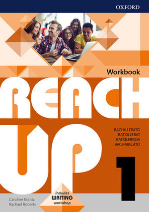 REACH UP 1 WORKBOOK ED. 2018