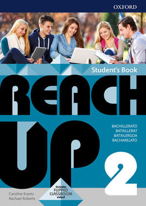 REACH UP 2 STUDENT´S BOOK ED. 2018