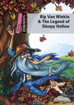 DOMINOES STARTER RIP VAN WINKLE & THE LEGEND OF SLEEPY HOLLOW ED. 2014