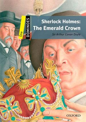 DOMINOES 1 SHERLOCK HOLMES: THE EMERALD CROWN