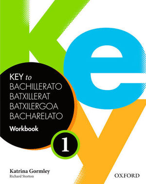 KEY TO BACHILLERATO 1  WORKBOOK