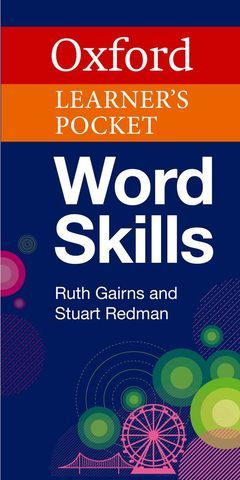 DICCIONARIO OXFORD LEARNER´S POCKET WORD SKILLS ED. 2012